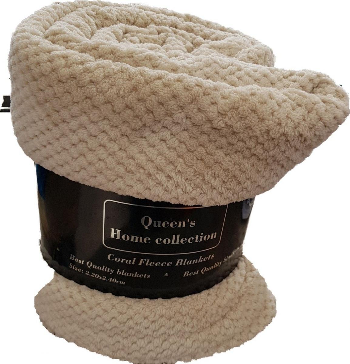 Κουβέρτα Coral