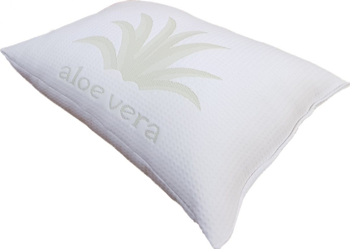 4b13d278ba9a Μαξιλάρι Ύπνου με Οικολογικό Κάλυμμα Aloe Vera